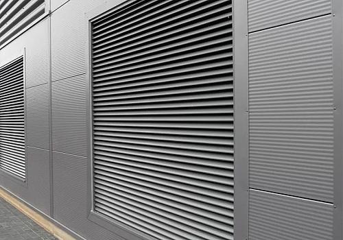 Фасадна панель - вентфасад