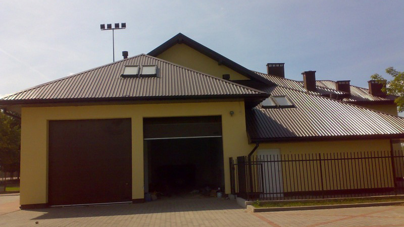 Профнастил Т18 ArcelorMittal Німеччина
